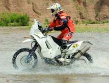 Le Dakar interrompu