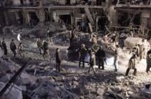 Huit enfants et cinq femmes tués dans un raid aérien près de Damas