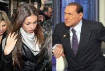 Ruby au procès de Berlusconi