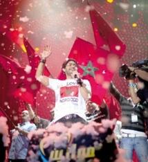 Tamer Hosny clôturera le Festival Mawazine