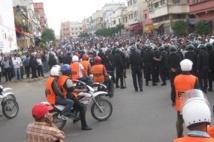 Violents affrontements à Sidi Ifni et intervention musclée à Casablanca