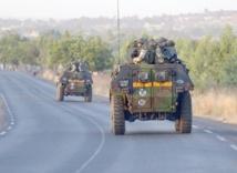Les soldats français montent vers le Nord du Mali