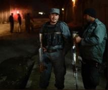 Attentat suicide contre les services secrets afghans