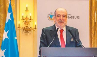 Jean Paul Carteron : L'affection et l' attention Royales pour les provinces du Sud sont les garantes de leur brillant avenir