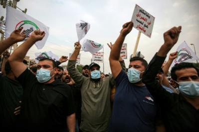 En Irak, les factions pro-Iran veulent surfer sur la vague Biden