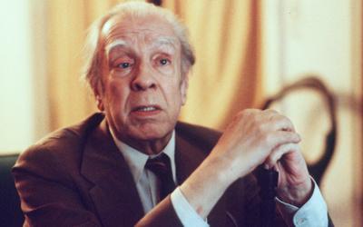 Découverte d' un texte inédit de l'écrivain Jorge Luis Borges