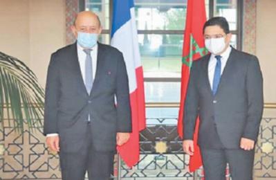 La France préoccupée par le blocage en cours à El Guerguarat