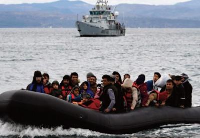 Refoulements de migrants: Athènes dément, l'UE contrainte d'agir