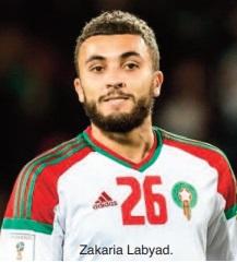 Labyad convoqué pour le rassemblement du Onze national Aboukhlal autorisé à jouer pour les sélections marocaines