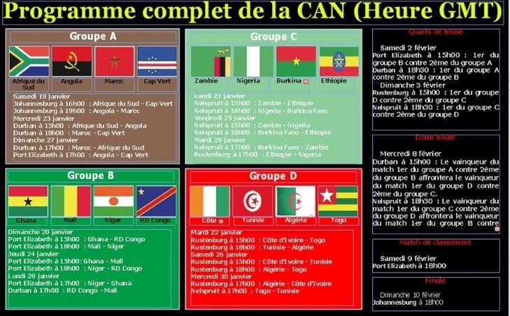 Surclasser l'Angola pour entrer de plain pied dans la 29ème CAN
