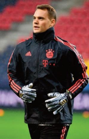 Neuer: Les footballeurs à la limite en termes de sollicitations