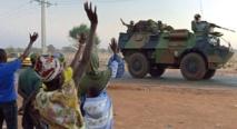 L'armée malienne patrouille autour de Diabali désertée par les djihadistes