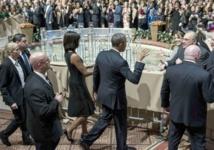 Second mandat d'Obama célébré à Washington