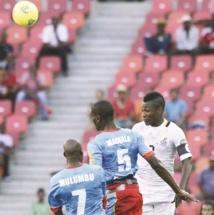 La RDCongo fait revenir sur terre le Ghana