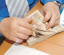 Baisse du besoin de liquidités à fin 2012