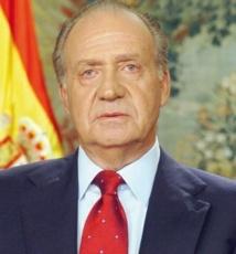 Juan Carlos au Maroc en mars