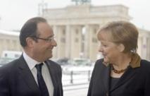 Paris et Berlin oublient leurs différends pour fêter leurs noces d'or