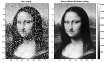Mona Lisa expédiée sur la Lune par laser
