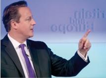 David Cameron propose un référendum sur le maintien dans l'UE