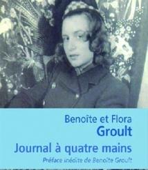 """Lecture théâtrale du livre """"Le journal à quatre mains"""" de Flora et Benoîte Groult"""