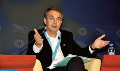 Jose Luis Zapatero: Le plan d'autonomie au Sahara est une solution ambitieuse et raisonnable