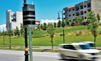 Renforcement du contrôle routier par radar