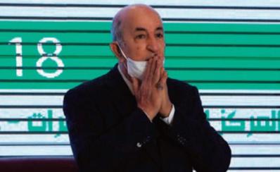 L'Algérie dans l'expectative en l'absence de son président