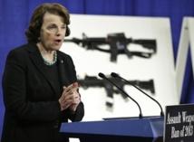Les Démocrates contre les armes d'assaut