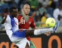 L'équipe du Maroc a évité une défaite presque synonyme d'élimination