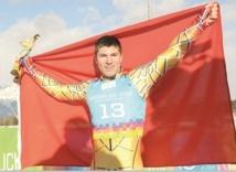 Médaille de bronze pour le skieur Adam Lamhamedi