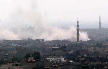 L'armée syrienne poursuit ses raids