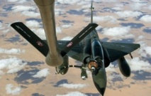 Frappes aériennes françaises au nord du Mali