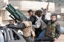 L'opposition syrienne demande de l'aide et des moyens