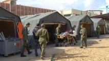 Mission accomplie pour l'équipe médicale marocaine déployée à Gaza