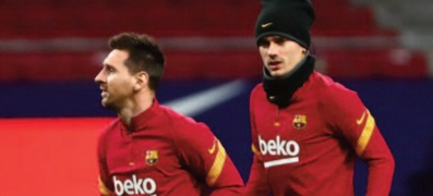 Griezmann : Messi, je le vois comme un modèle