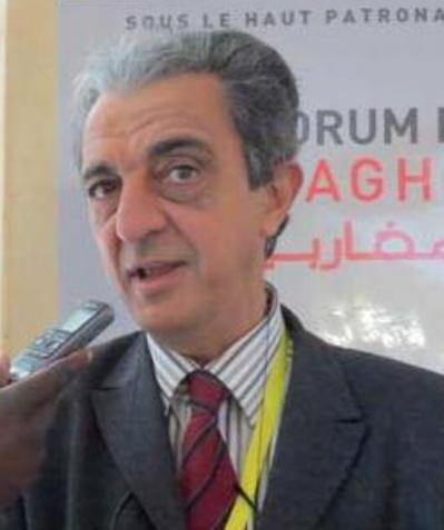 Amin Bennouna, expert en énergie