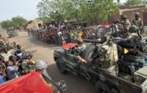 Des forces franco-maliennes à Kidal