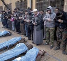 Lakhdar Brahimi dénonce les violences en Syrie