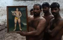 Qu'il est loin, le temps de l'âge d'or des lutteurs au Pakistan