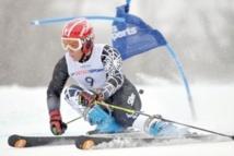 Deux podiums pour Sami Lamhamedi en slalom et en slalom géant