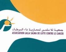 L'Association Lalla Salma de lutte contre le cancer présente sur tous les fronts