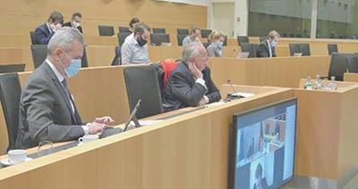 L'intervention marocaine saluée à la Chambre des représentants de Belgique