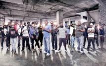 Du rap français sur la scène de l'OLM à Rabat