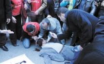 Le personnel de la justice brutalisé par les forces de l'ordre