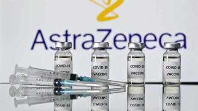 Une demi-dose du vaccin d'AstraZeneca plus efficace qu ' une dose complète