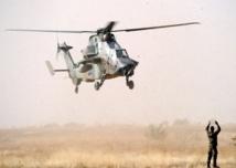 Frappes aériennes françaises près de la frontière algérienne