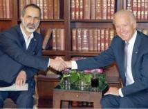 L'opposition syrienne  rencontre les Russes et les Américains
