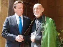 Le processus  de paix en Afghanistan  en débat en Grande-Bretagne