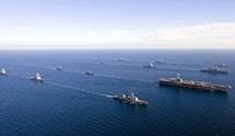 Manœuvres navales conjointes entre Washington et Séoul