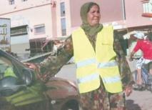 Profession: gardien de voitures